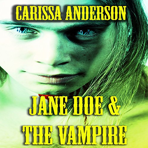 Jane Doe and the Vampire  By  cover art