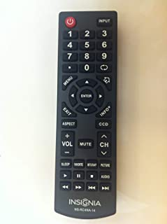 Brand NEW Original Insignia Tv Remote Control Ns-rc4na-14 Rc4na14 Remote for Ns-28ed200na14 Ns-50d400na14 Ns-19ed200na14 5...
