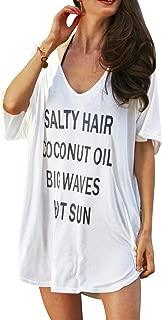 Best beach t shirt cover up Reviews