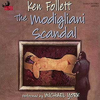 The Modigliani Scandal                   De :                                                                                                                                 Ken Follett                               Lu par :                                                                                                                                 Michael York                      Durée : 2 h et 39 min     Pas de notations     Global 0,0