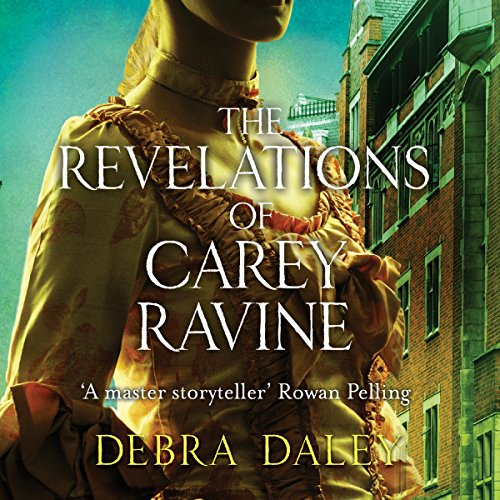 The Revelations of Carey Ravine audiobook cover art