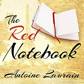 The Red Notebook audiobook cover art
