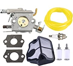 Butom 530071345 530071987 Carburetor with Air Filter Repower Kits for Husqvarna 36 41 136 137 141 142 Chainsaw