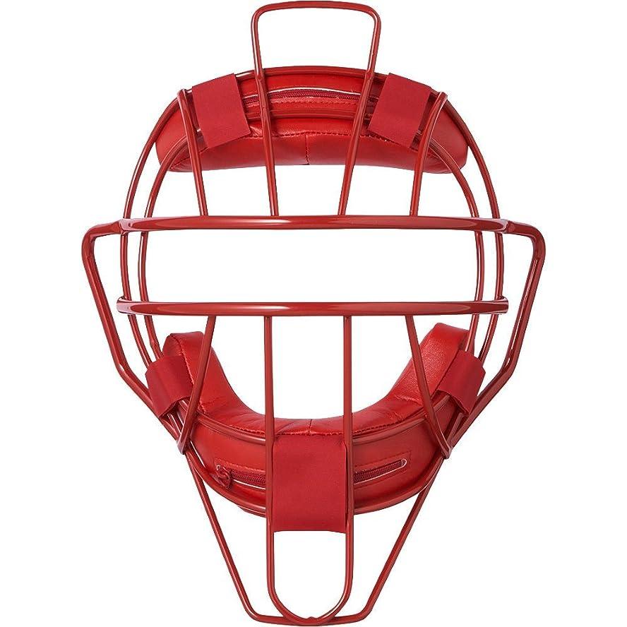 ピラミッド福祉スケートアシックス(asics) ソフトボール用 キャッチャーマスク 1?2?3号 ボール対応 Fサイズ BPM670