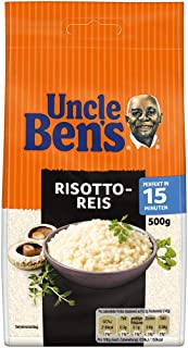 "Uncle Ben""s Risotto-Reis, 15 Minuten Lose, 6er Pack 6 x 500 g"
