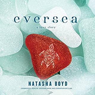 Eversea audiobook cover art
