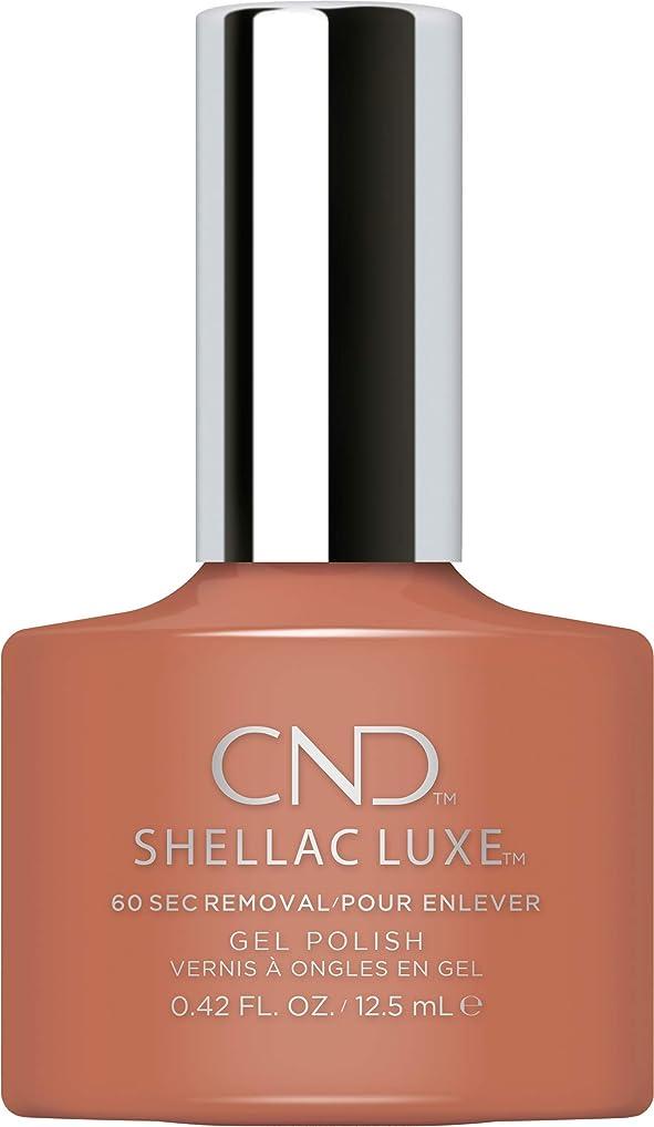 脊椎支店参照するCND Shellac Luxe - Boheme - 12.5 ml / 0.42 oz