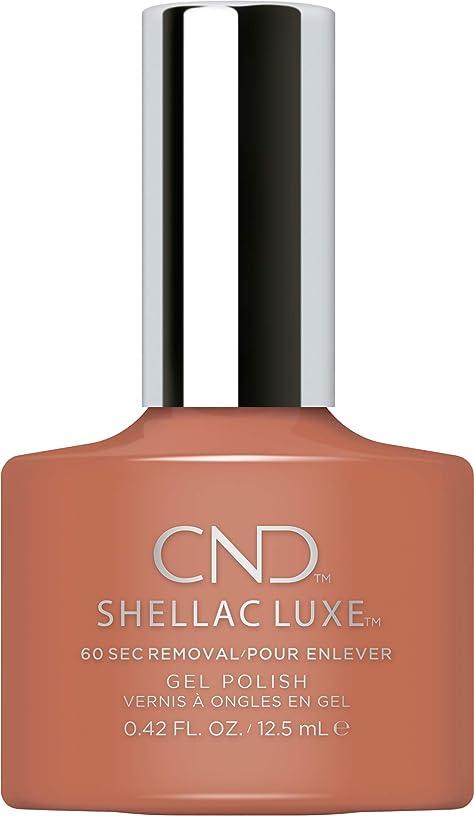 契約する乗り出すゴミCND Shellac Luxe - Boheme - 12.5 ml / 0.42 oz