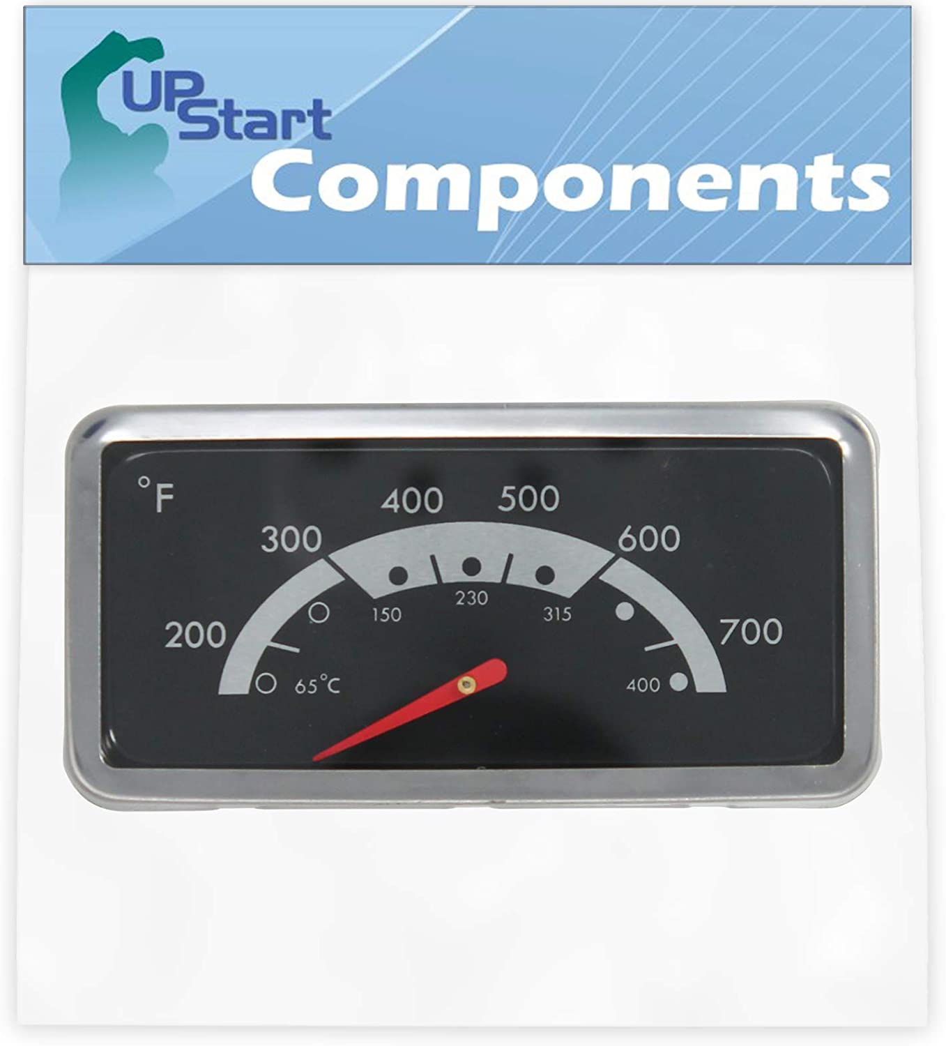 UpStart Components BBQ Grill Super special price Cheap sale Heat Thermometer Indicator Replacem
