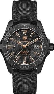 Aquaracer Carbon Collection Calibre 5 Men's Watch WBD218A.FC6445