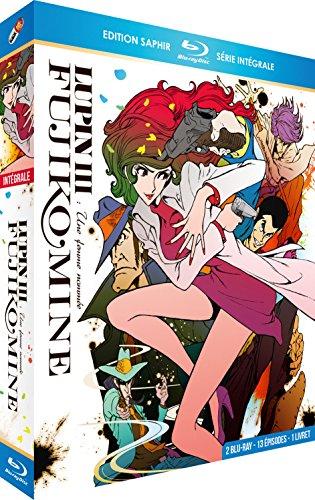 Lupin III : Une Femme nommée Fujiko Mine-Intégrale-Edition Saphir [2 Blu-Ray] + Livret