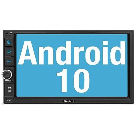 Vanku Android 10 Autoradio Radio Mit Navi Unterstützt Elektronik