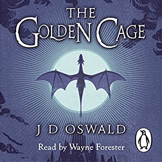 The Golden Cage cover art