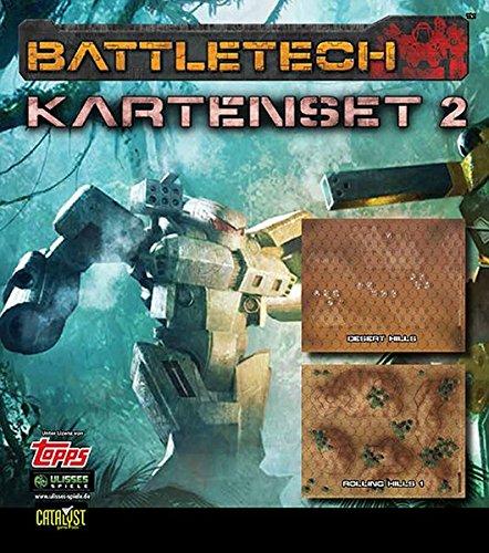 BattleTech Kartenset 02