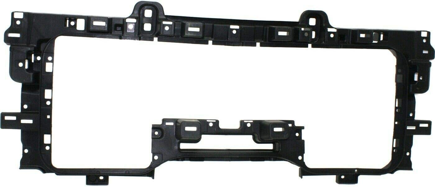 New product NEW Max 59% OFF Header Panel Compatible with 1500 2014-2015 2015-2 Silverado