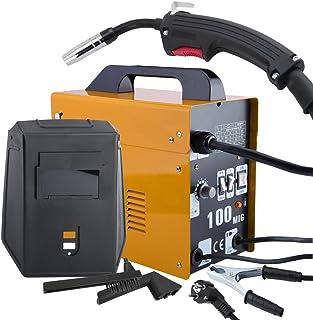 Soldador inverter inverter de soldadura, transformador de soldadura, alambre sin suministro de gas MIG