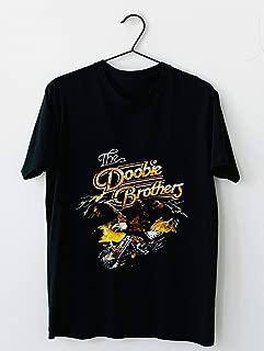 Doobie Brothers Motorcycle Tour Concert Farewell Rare T shirt Hoodie for Men Women Unisex