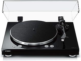 Yamaha MusicCast VINYL 500 Belt Drive Turntable, Black, Aluminium- TTN-503