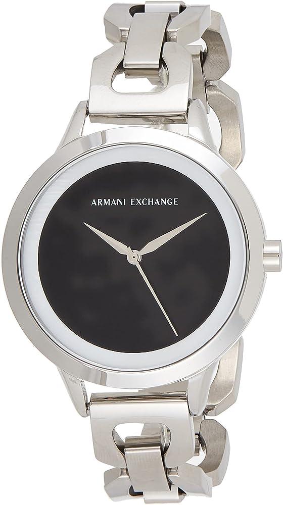 Armani exchange Orologio DA DONNA IN ACCIAIO INOSSIDABILE AX5612