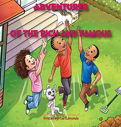 Compare Textbook Prices for Adventures of the Rich and Famous  ISBN 9781732000858 by Edmonds, Tae
