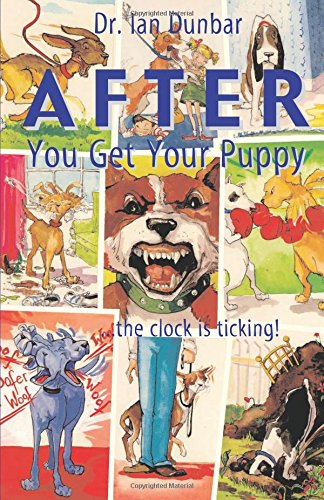 AFTER You Get Your Puppy: ... The Clock is Ticking
