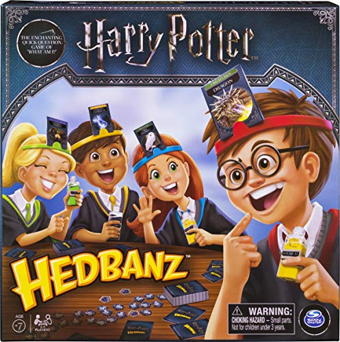 HedBanz – Harry Potter Party Game for Kids