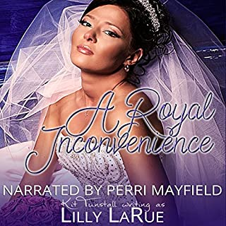 A Royal Inconvenience audiobook cover art