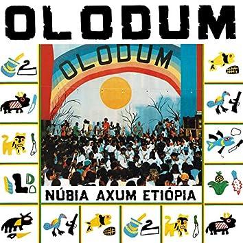 Núbia Axum Etiópia