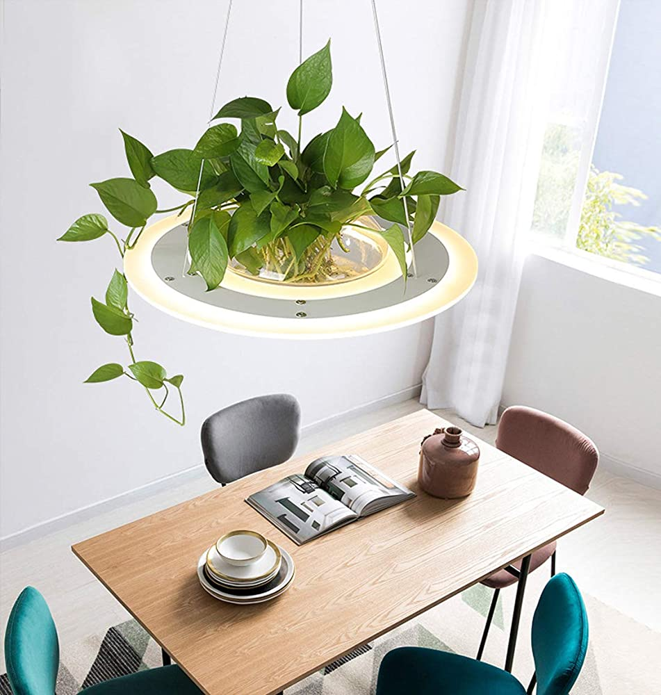 Kuandar chandelier,lampadario led,acrilico minimalista creativo dimmerabile RYYABC321