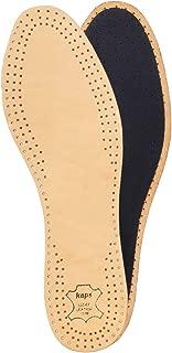 Extra Leather Plantillas Zapatos de primera con Tintes Naturales y Carbón Activado para Zapatos y Botas, Todas las Tallas