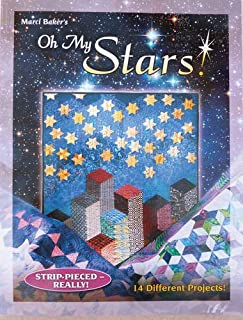 Oh My Stars!: 14 Different Projects!