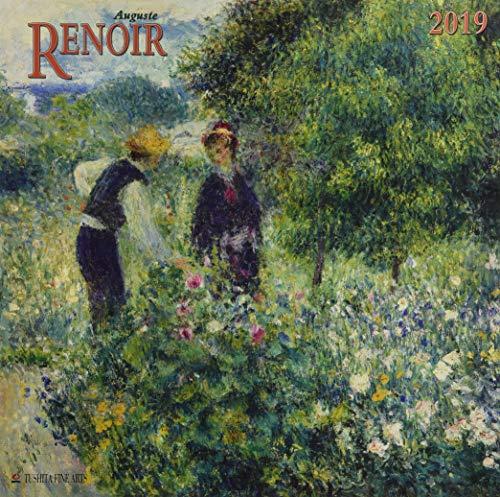 Auguste Renoir 2019: Kalender 2019 (Tushita Fine Arts)