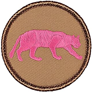 Pink Panther Patrol Patch - 2