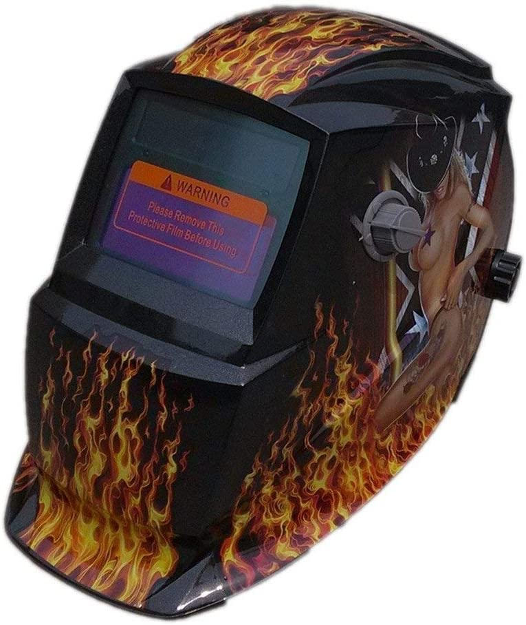Arc One Welding Helmets in Designe having Dark Fascinating Shade Challenge the lowest price El Paso Mall of Japan ☆