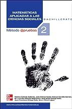 MATEMATICAS APLICADAS A LAS CIENCIAS SOCIALES. 2 . BACHILLERATO - 9788448162870