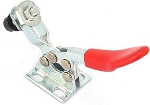 Herramienta manual manual antideslizante de palanca Abrazadera Acero de acero Sujeción hacia abajo Liberación rápida Accesorio vertical(201)