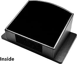 Car Rear Center Storage Box Seat Back Center Container Compatible Model S Model 3(Model S Model 3 Rear Box)