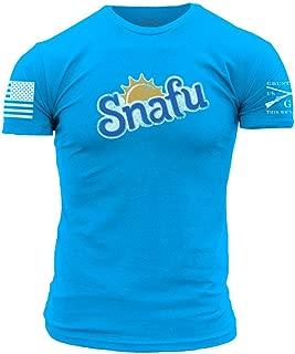 Grunt Style Snafu Men's T-Shirt