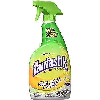 Fantastik Anti Bacterial Lemon Power Cleaner 32 Oz. (Pack of 2)