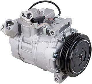 AC Compressor & A/C Clutch For BMW 545i 550i 645Ci 650i 745i 745Li 750i 750Li 760i 760Li & Alpina B7 - BuyAutoParts 60-01984NA NEW