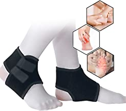 Kids Ankle Brace Supports Breathable Neoprene Ankle Stabilizer Adjustable Child Ankle Protector Wraps Sports Dance Foot Su...