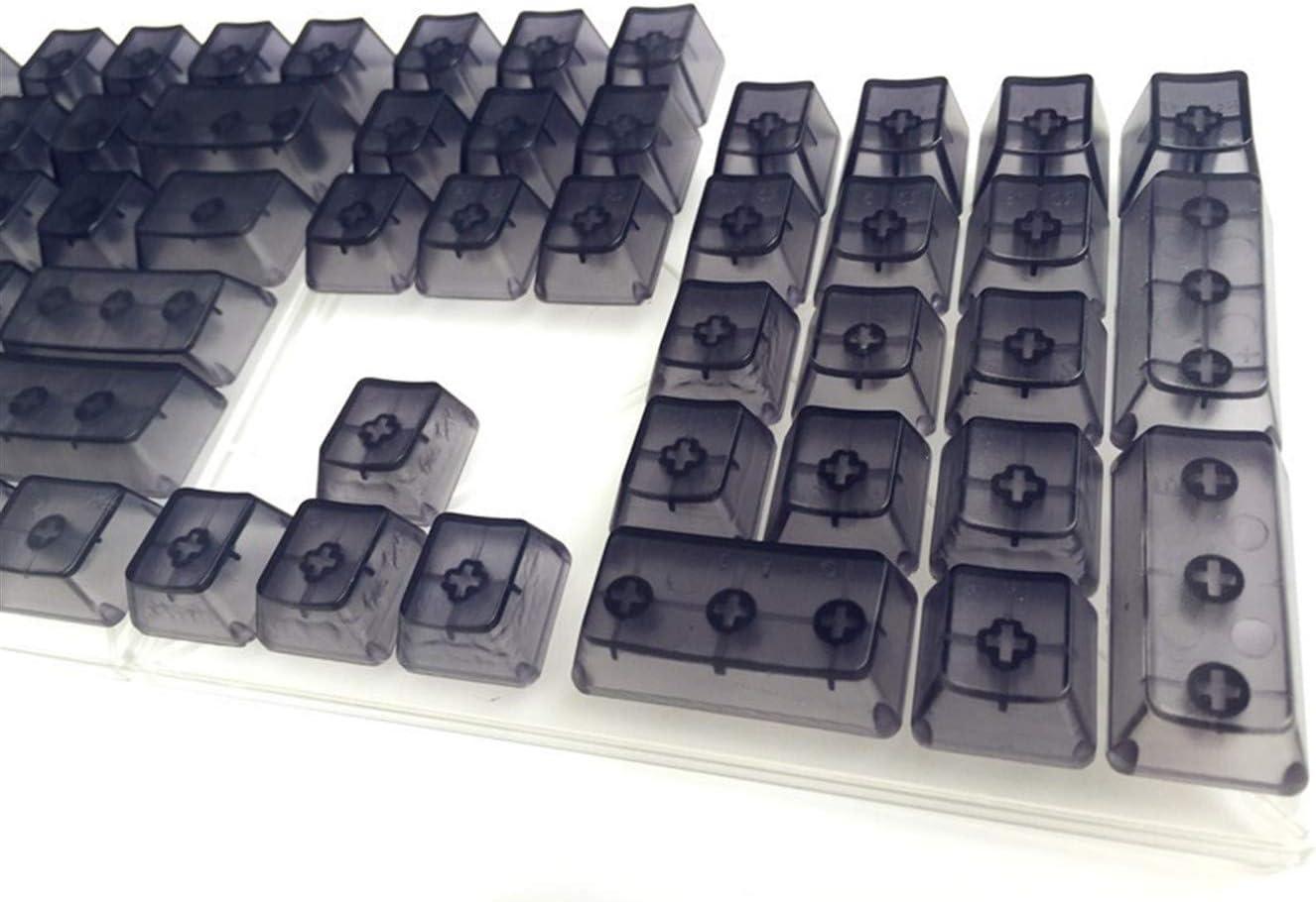 108 Key Mechanical Keyboard Luxury 104 Max 44% OFF BlackTranslucidus Tr Keycap Keys