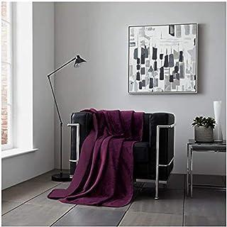 Gaveno Cavailia Flannel Sherpa Fleece Blankets Soft Teddy Fluffy Snuggle Warm & Cosy Sofa Bed Settee Plush Faux Throw, Pol...