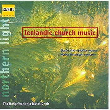 Icelandic Church Music - Northern Light