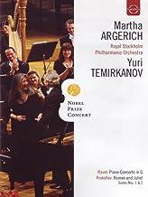 Martha Argerich - Nobel Prize Concert [Reino Unido] [HD DVD]