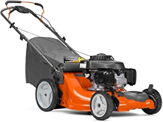 Husqvarna L221FH Lawn Mowers, Orange/Gray