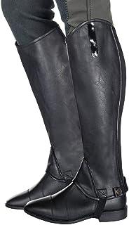 HKM Showchaps Mit Fransen9100 Pantalon Mixte