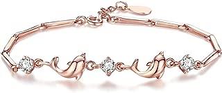 Best dolphin link bracelet Reviews