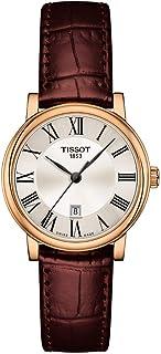 Tissot Carson Premium Lady Quartz Silver Dial Ladies Watch T122.210.36.033.00