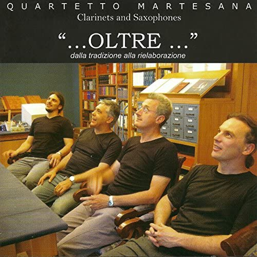 Quartetto Martesana feat. Adalberto Ferrari, Giancarlo Porro, Andrea Mandelli & Andrea Ferrari